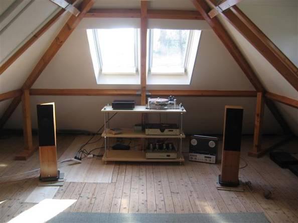 Voorkeur Puresound: Van kale zolder naar luisterruimte: ter lering en ZL27